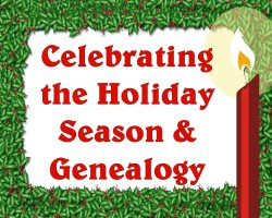 Christmas for Genealogists